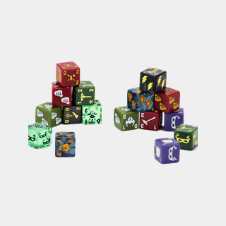 Collectible Dice